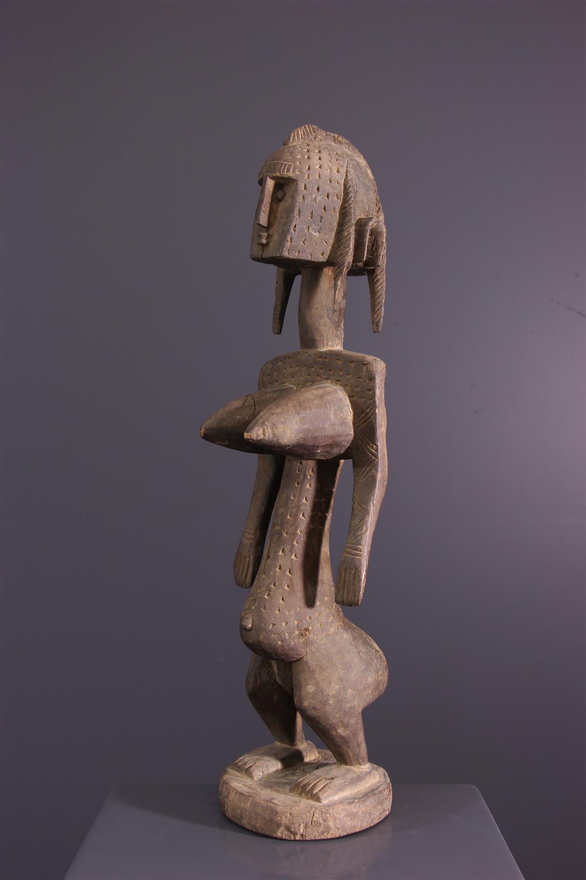 Statuette Nyeleni - African art