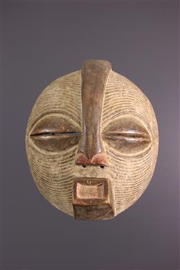 Luba Kifwebe Mask