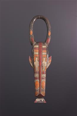 Ekongolo Douala Nyatti Mask