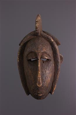 Petit masque Markha, Warka