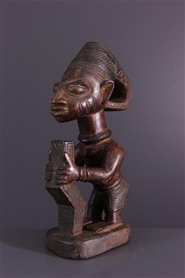 Eshu Yoruba Altar Statuette
