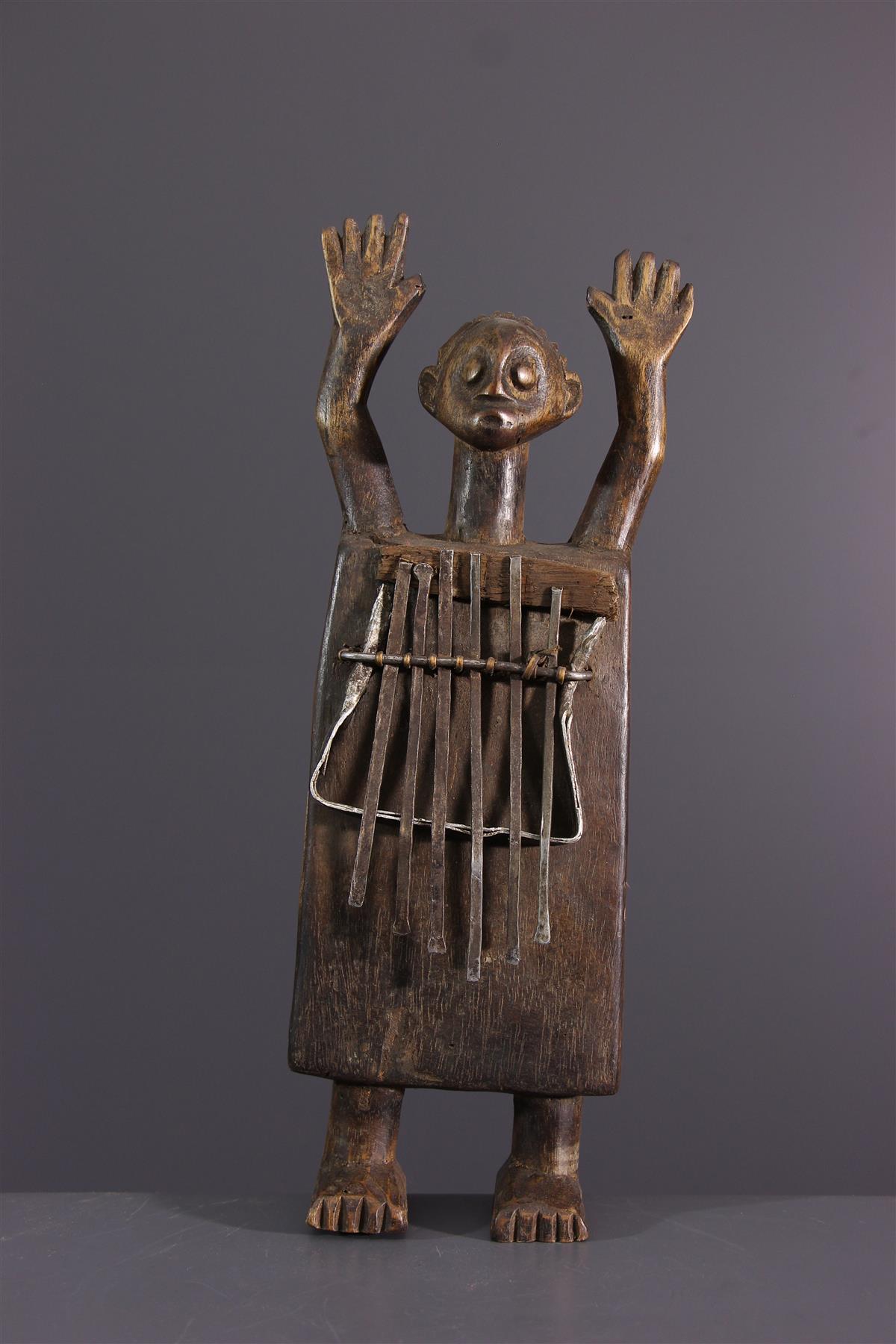 Sanza Zela - African art