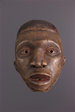 Small Kongo Yombe mask