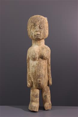 Lobi Statues