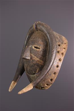 African art - Masque facial LIgbi