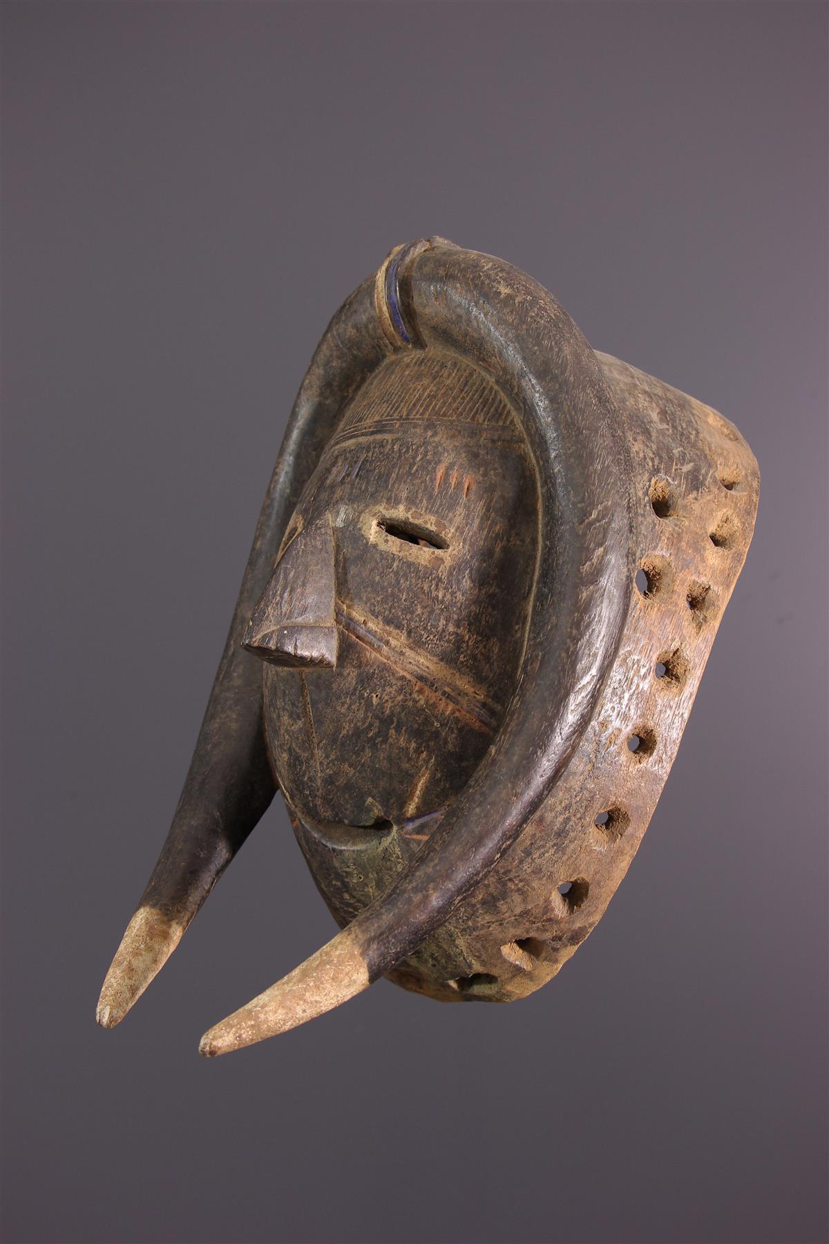Ligbi Mask - African art