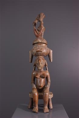 Senoufo Ritual Figure