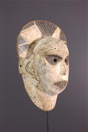 Masque africainTetela mask