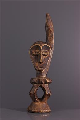 African art - Lega figure