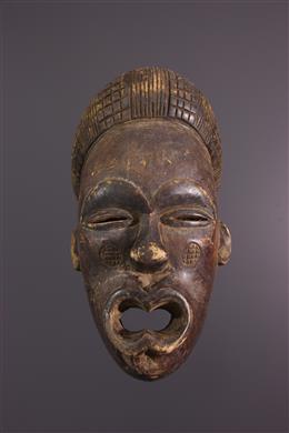 Chokwe / Lwena Mask