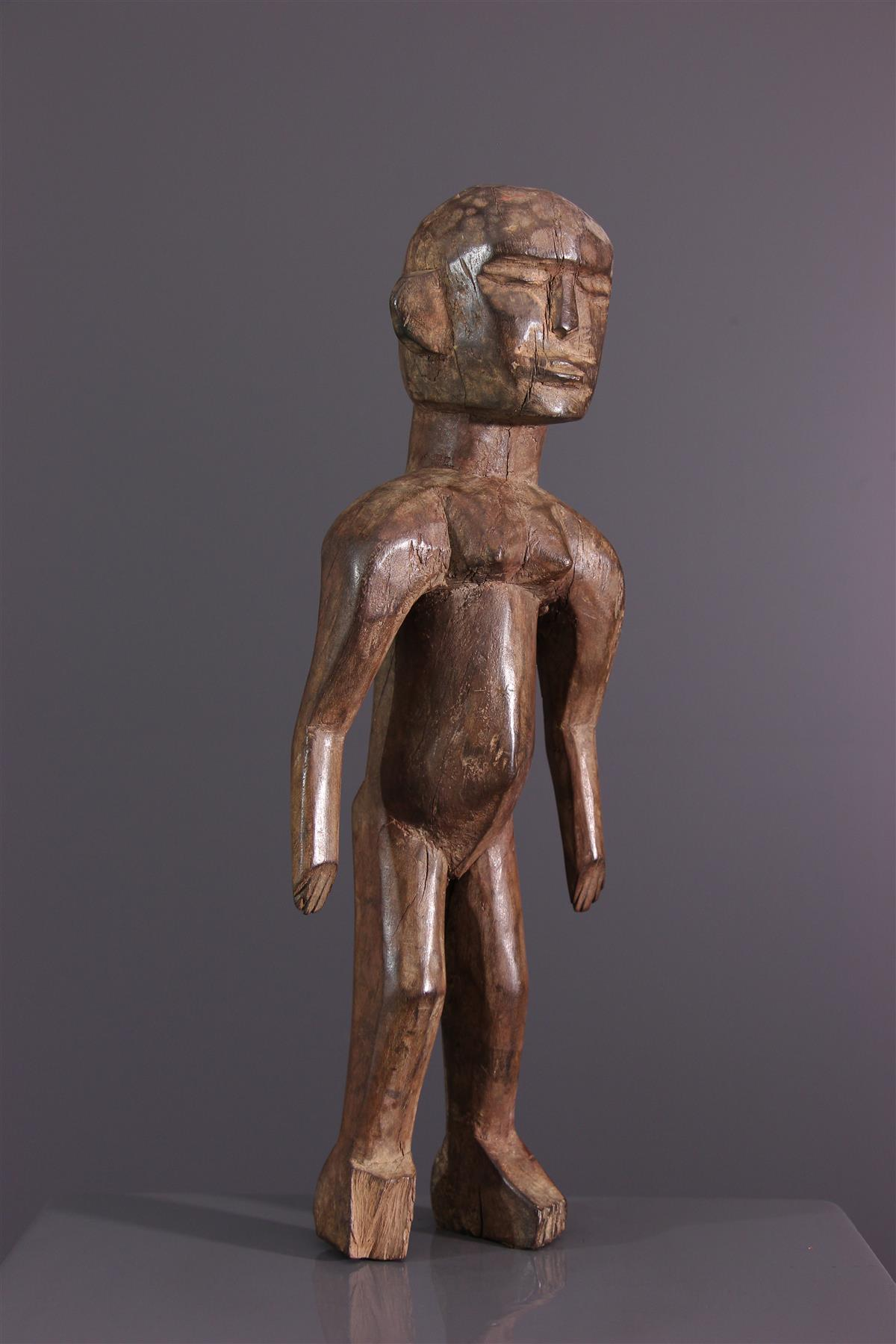 Gurunsi figurines - African art