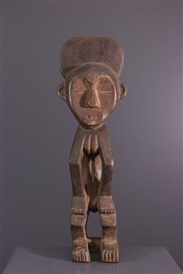 African art - Statuette Mbole / Yela