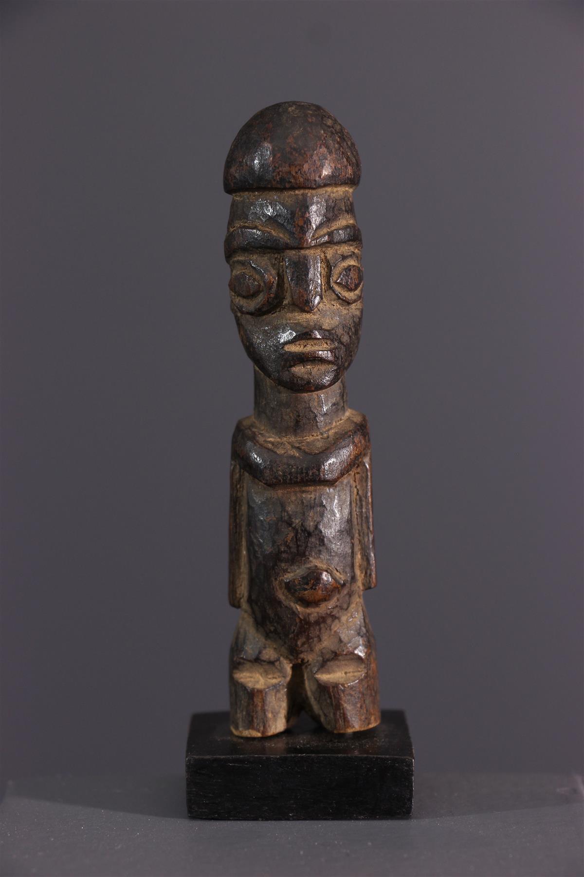 Yaka Talisman  - African art