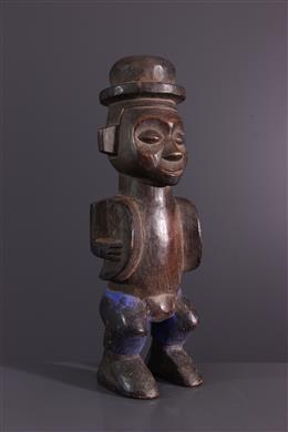 Zombo fetish statuette