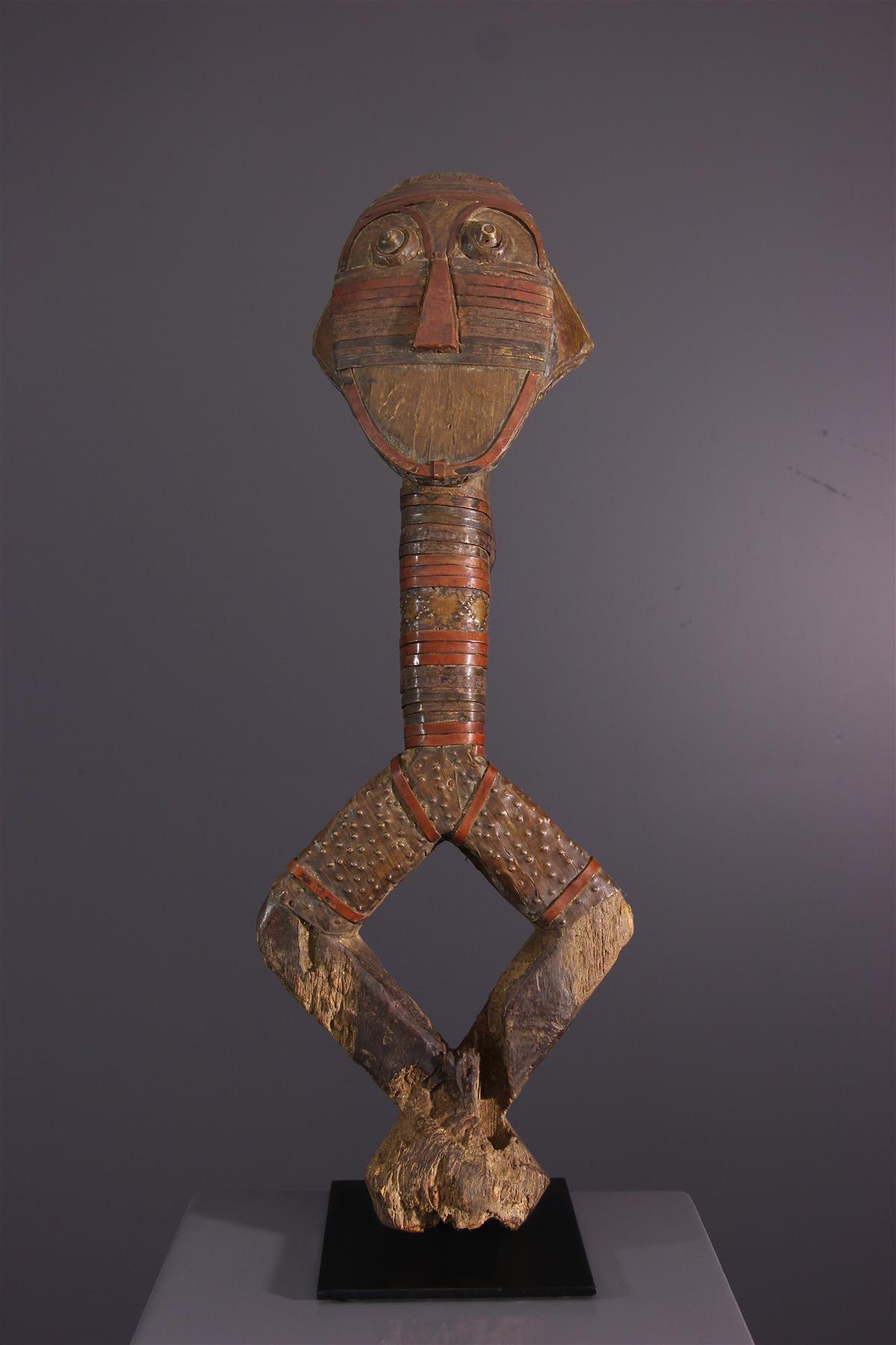 Mashango Reliquary - African art