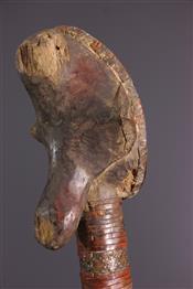 Statues africainesMashango Reliquary