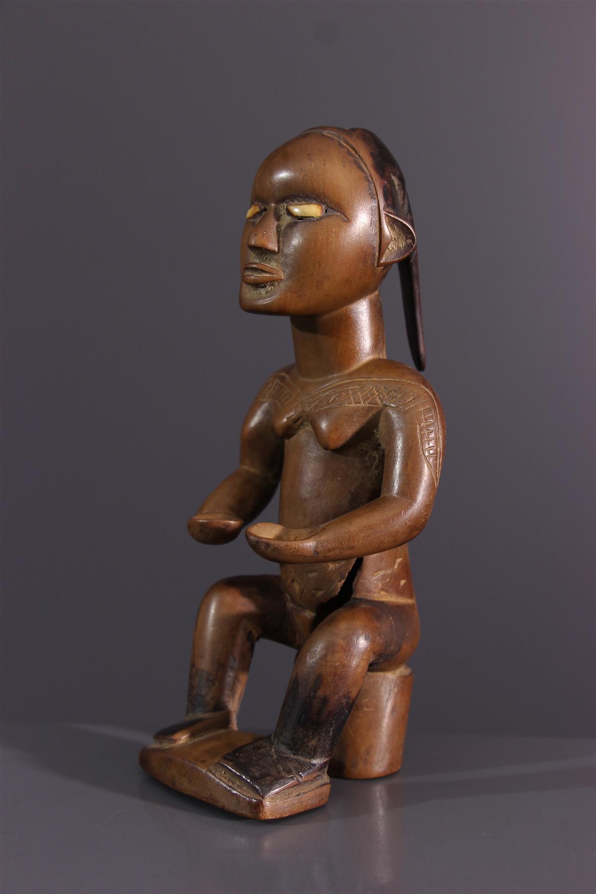Statuette Bembé - African art