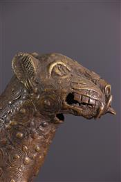 bronze africainBronze Leopard