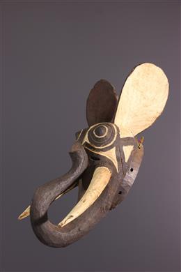 Gurunsi elephant mask