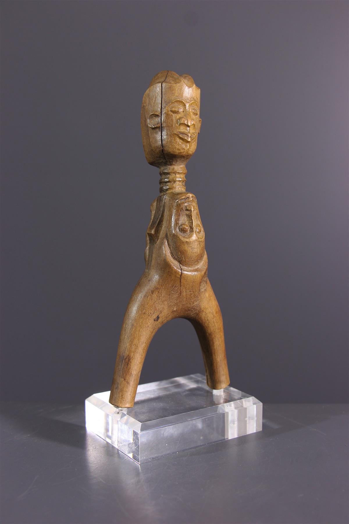 Senufo slingshot - African art