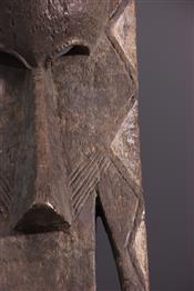 Masque africainChamba Mask