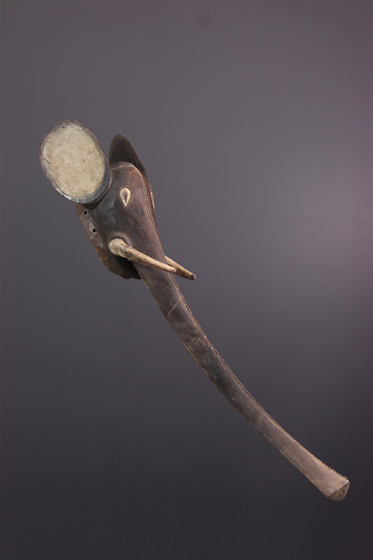 Guro Mask - African art
