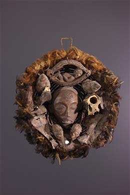 African art - Chokwe Divinatory Basket