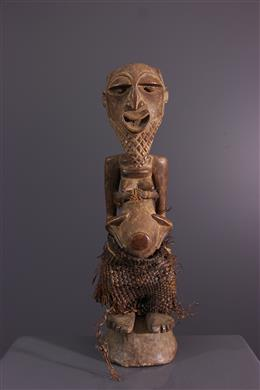 African art - Songye fetish statuette