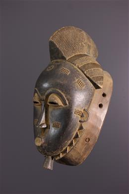 Baule Ndoma face mask