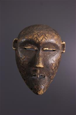 African art - Mask Zande or Ngbandi Ubangi