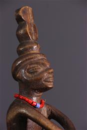 Statues africainesSceptre Nkanu