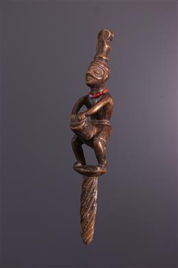 African art - Sceptre Zombo/ Nkanu