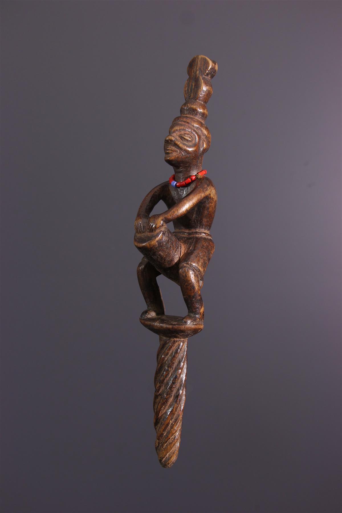 Sceptre Nkanu - African art