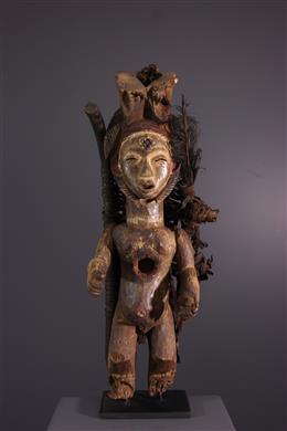 Statue ritual lumbu, Loumbo