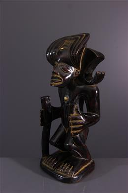 African art - Statuette Chokwe Chibinda Ilunga