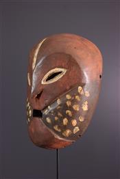 Masque africainMasque Zande