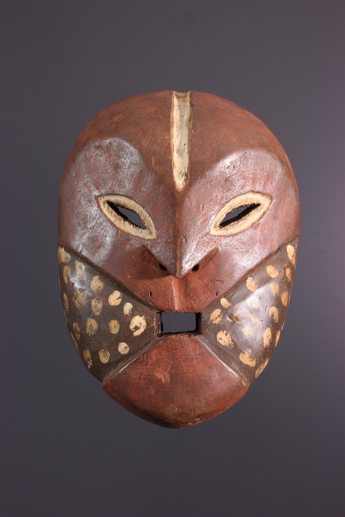 Masque Zande - African art