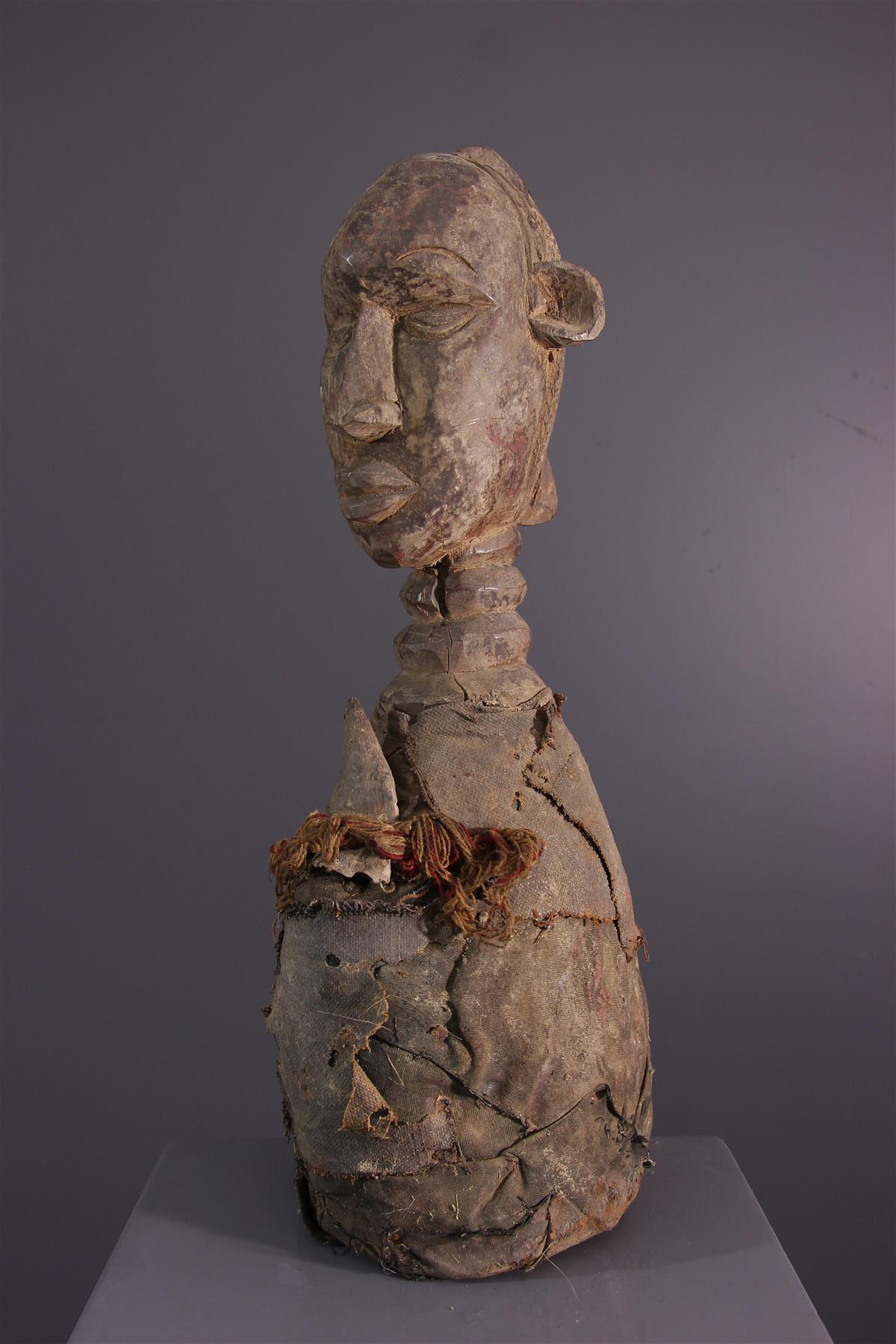 Baga Fetish - African art