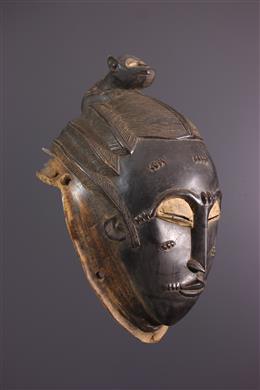 Baule Ndoma Helmet Mask