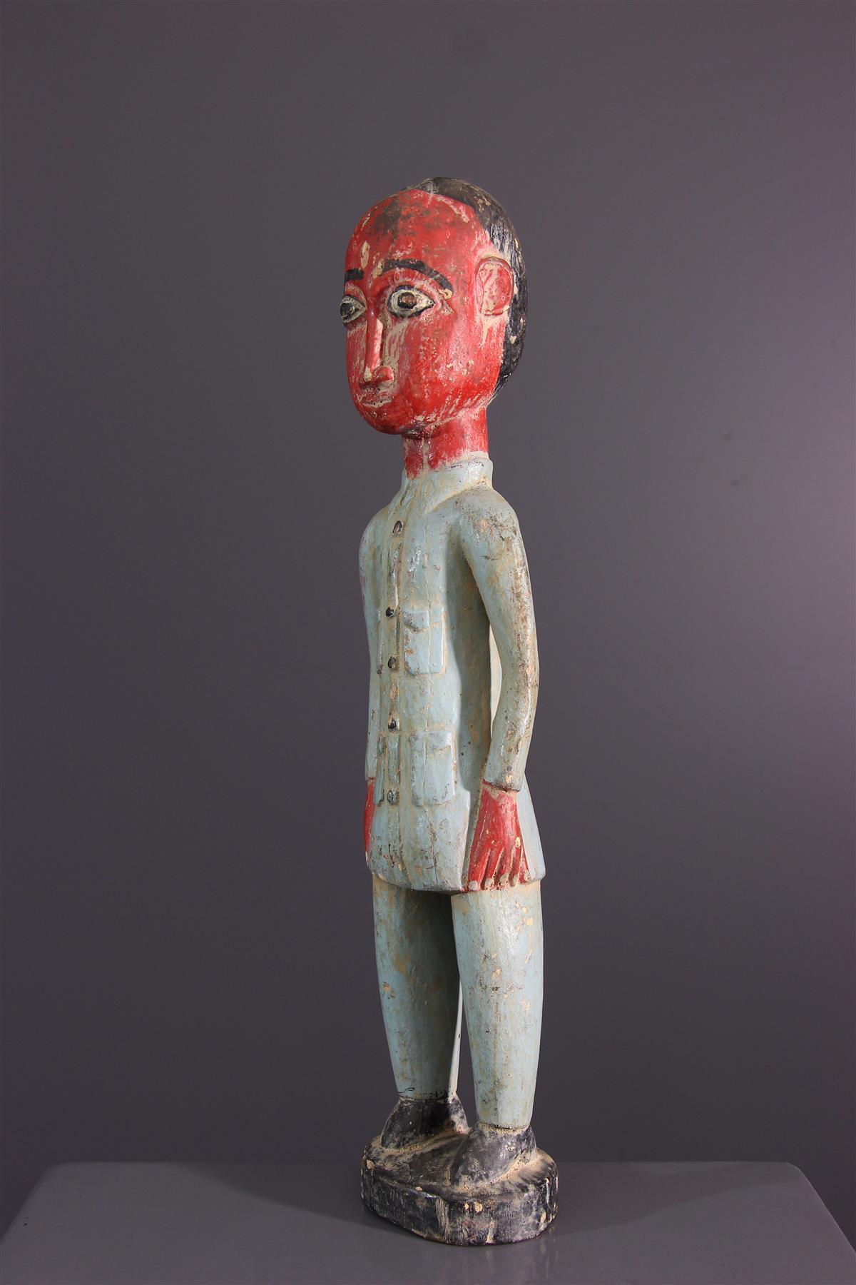 Statue Colon - African art