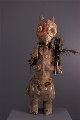 Holo Hamba fetish statuette