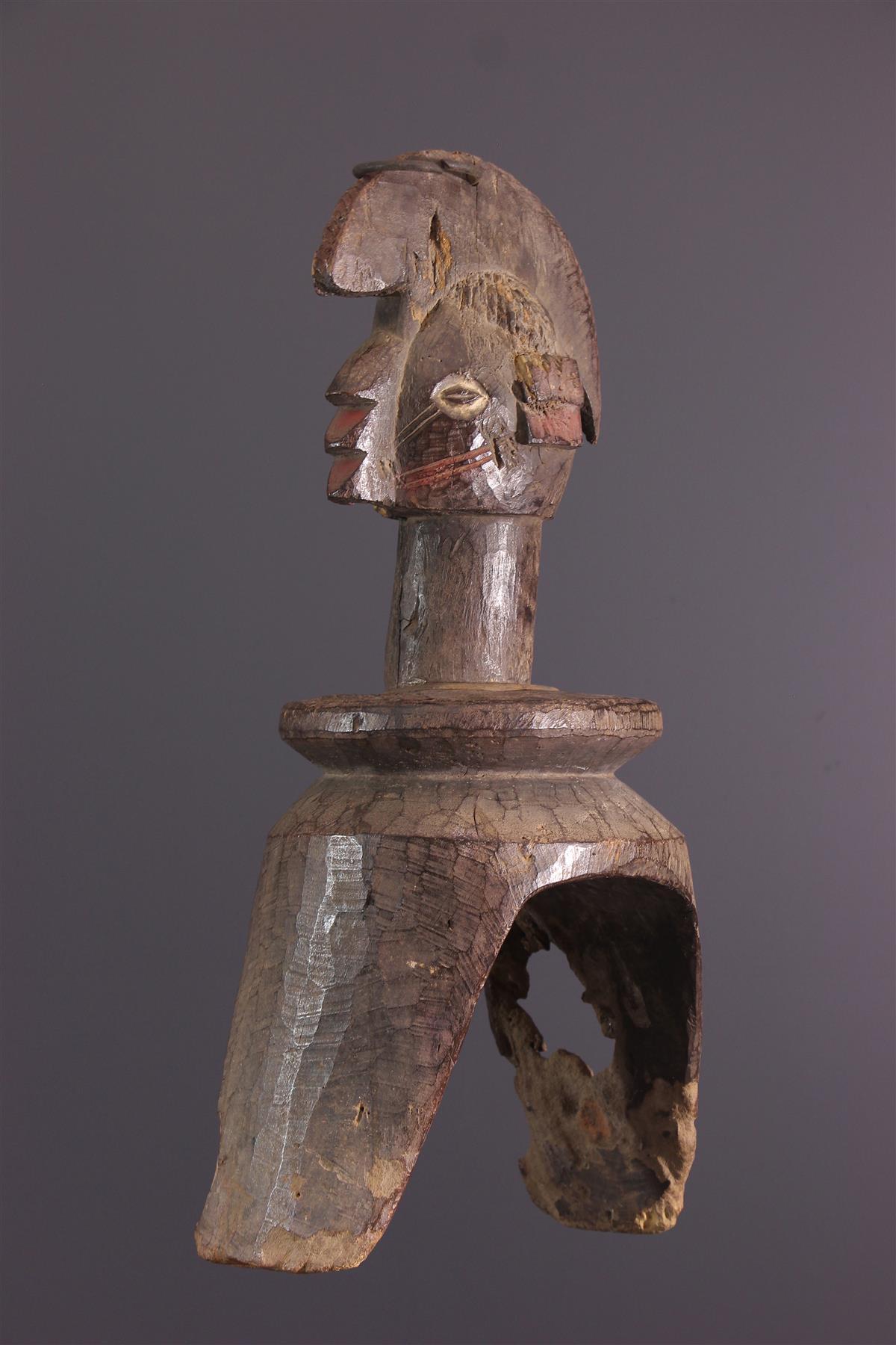 Mumuye Mask - African art