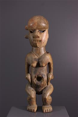Figure of reliquary Salampasu