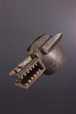 Senoufo Korobla Mask