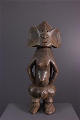 African art - Zande figurines