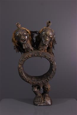 Oracle De Divination Katatora Kashekesheke Songye