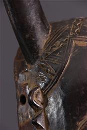 Masque africainYaoure Mask