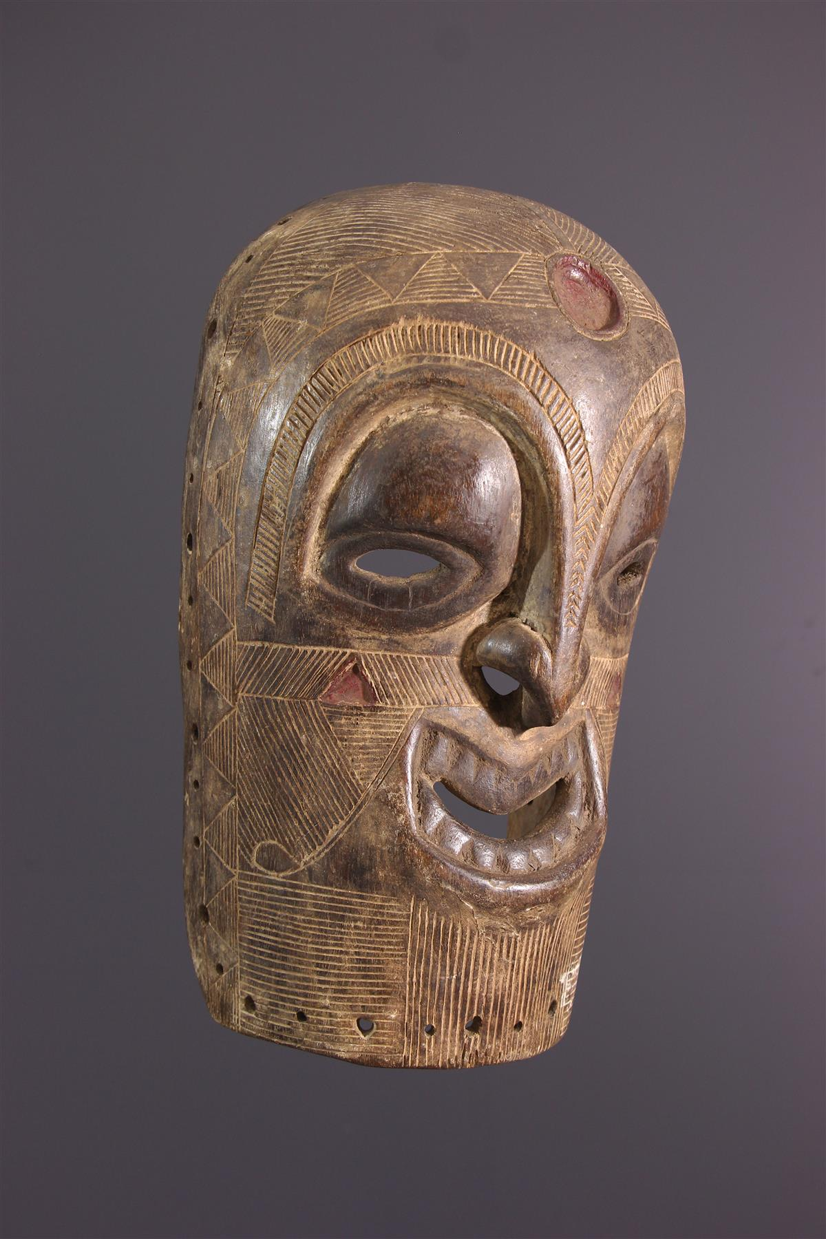 Masque Tetela - African art