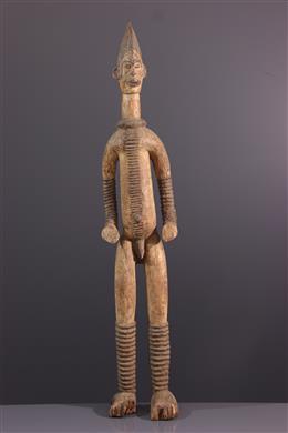 Figure of deity Igbo Alusi