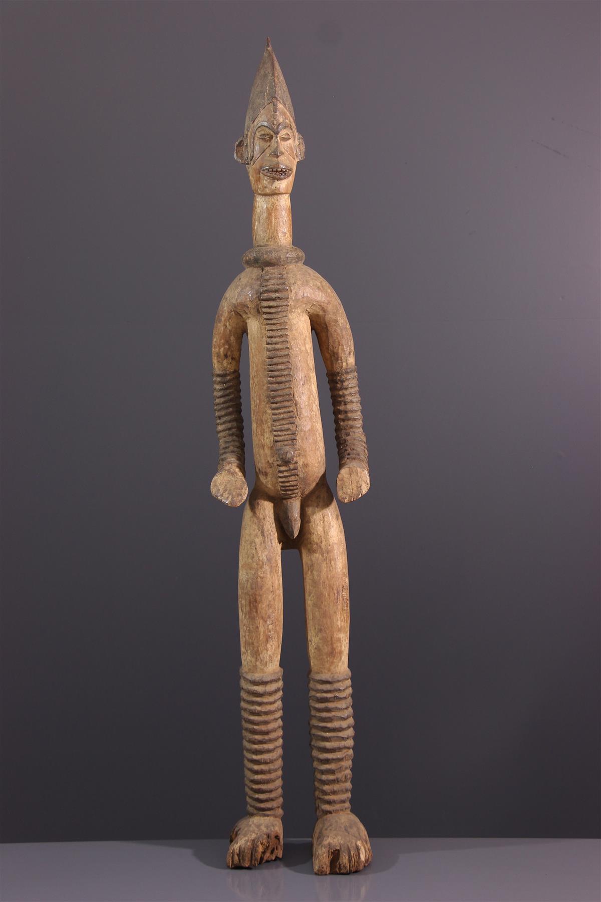 Statue Igbo - African art